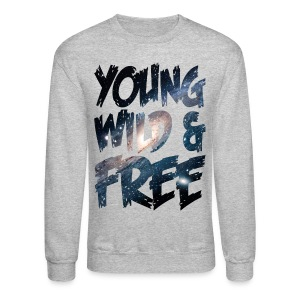 YW&F / Crew neck  - Crewneck Sweatshirt