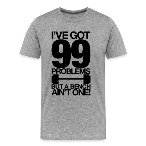 99 Problems / T shirt  - Men's Premium T-Shirt