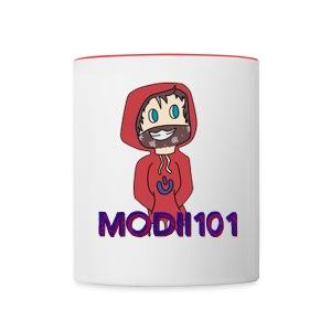 Modii101 Coffee Mug - Contrast Coffee Mug