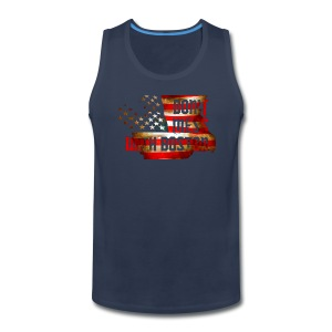 Don't Mess With Boston - Men's Premium Tank