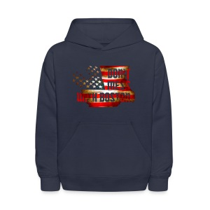 Don't Mess With Boston - Kids' Hoodie