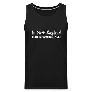 New England smoke - Men's Premium Tank