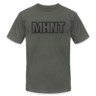 T-Shirts ~ Men's T-Shirt by American Apparel ~ MHNT T