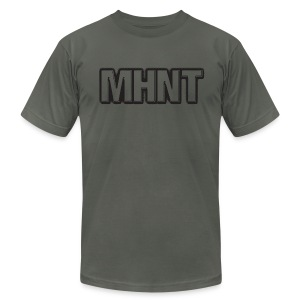 MHNT T - Men's T-Shirt by American Apparel