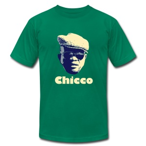 Chicco - Green T-Shirt - Men's T-Shirt by American Apparel