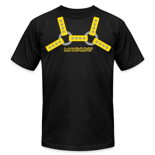 Yellow Harness T - Men's Fine Jersey T-Shirt