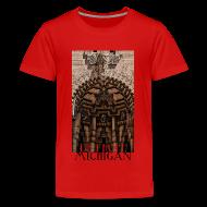 Kids' Shirts ~ Kids' Premium T-Shirt ~ Detroit Guardian