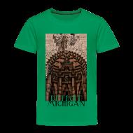 Baby & Toddler Shirts ~ Toddler Premium T-Shirt ~ Detroit Guardian