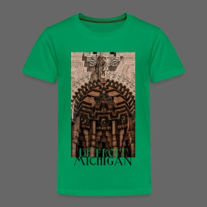 Detroit Guardian - Toddler Premium T-Shirt