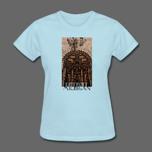 Detroit Guardian - Women's T-Shirt
