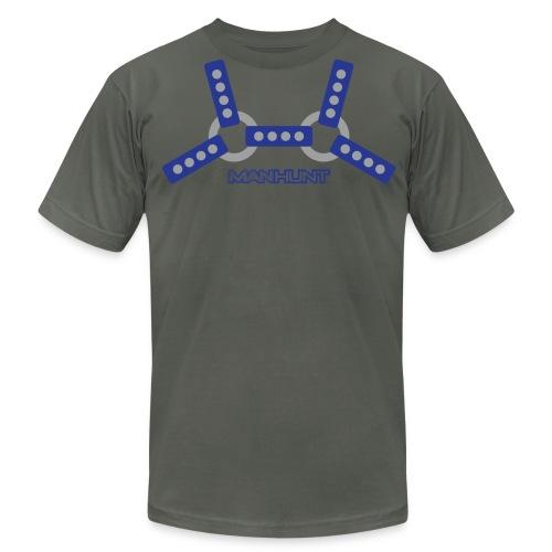 Blue Harness T - Men's  Jersey T-Shirt