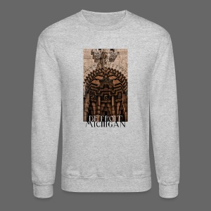 Detroit Guardian - Crewneck Sweatshirt