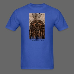 Detroit Guardian - Men's T-Shirt