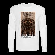 Long Sleeve Shirts ~ Men's Long Sleeve T-Shirt ~ Detroit Guardian
