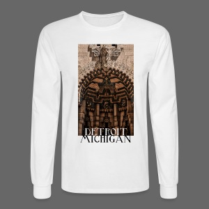 Detroit Guardian - Men's Long Sleeve T-Shirt