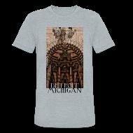 T-Shirts ~ Unisex Tri-Blend T-Shirt ~ Detroit Guardian