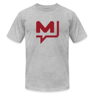 Manhunt Daily T - Men's T-Shirt by American Apparel