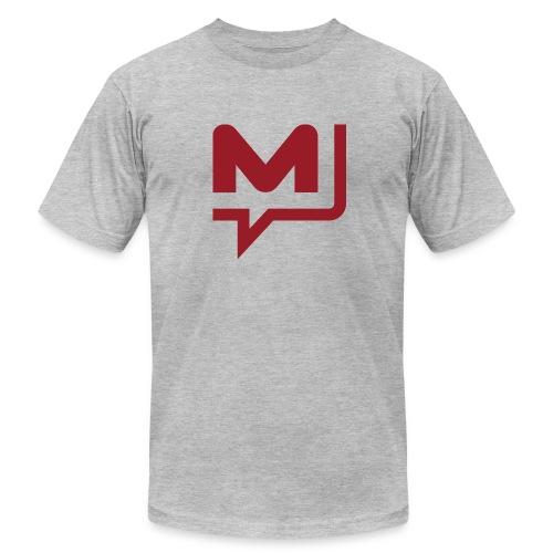 Manhunt Daily T - Men's Fine Jersey T-Shirt