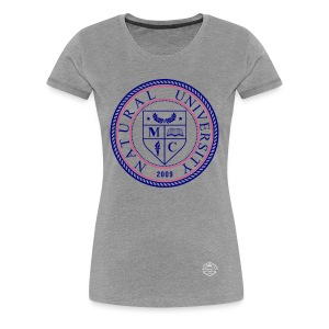 Natural University Collection- Seal Tee - Women's Premium T-Shirt