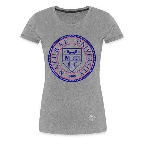 Natural University Collection- Seal Tee - Women's Premium T-Shirt