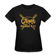 T-Shirts ~ Women's T-Shirt ~ Baseball Furies