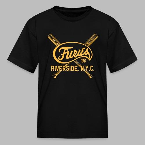Baseball Furies - Kids' T-Shirt