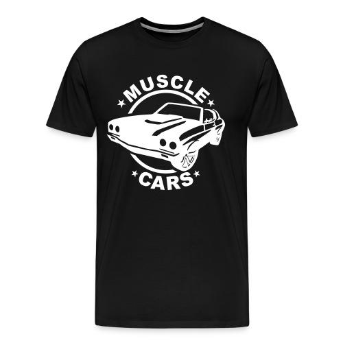 Muscle Cars - Men's Premium T-Shirt