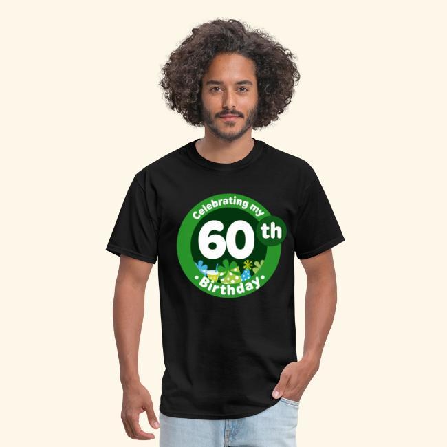 60th Birthday Party Tshirt