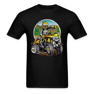 Extreme ATV Shirt - Men's T-Shirt