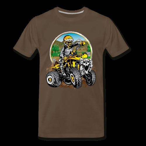 Extreme ATV Shirt - Men's Premium T-Shirt