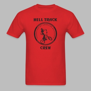 Hell Track Crew - Men's T-Shirt