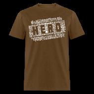 T-Shirts ~ Men's T-Shirt ~ CrossFit Hero WODs White Cloud