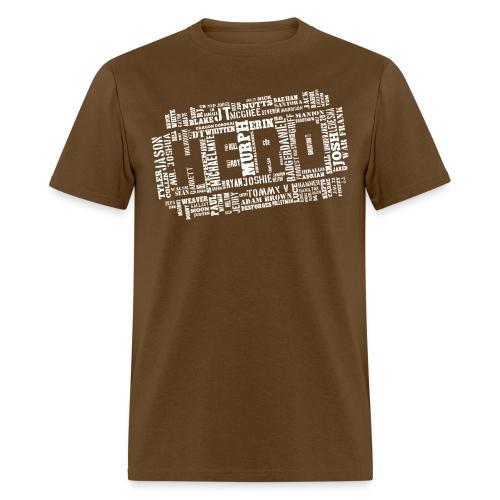 CrossFit Hero WODs White Cloud - Men's T-Shirt