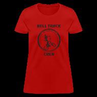 Women's T-Shirts ~ Women's T-Shirt ~ Hell Track Crew