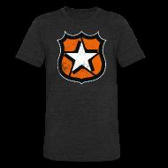 T-Shirts ~ Unisex Tri-Blend T-Shirt by American Apparel ~ des Étoiles