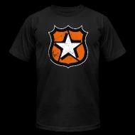 T-Shirts ~ Men's T-Shirt by American Apparel ~ des Étoiles