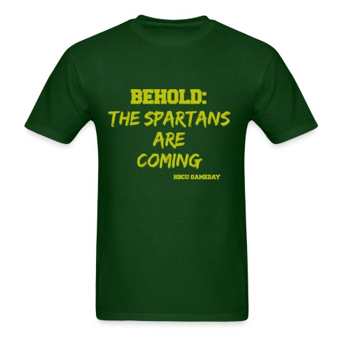 Spartans - Men's T-Shirt