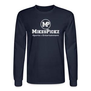 MikesPickz Long Sleeve - Men's Long Sleeve T-Shirt