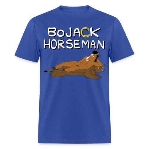Bearskin Bojack - Men's T-Shirt