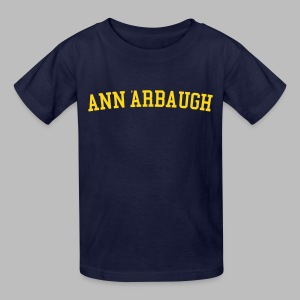 Welcome to Ann 'Arbaugh - Kids' T-Shirt