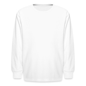 Kid's Long Sleeve Shirt, LAT - Kids' Long Sleeve T-Shirt