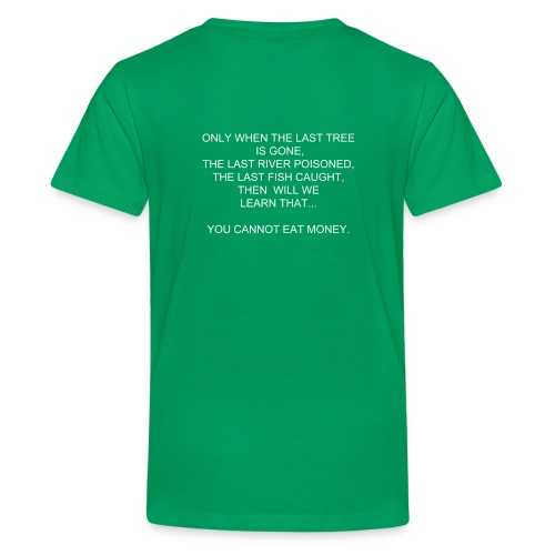 PROPHECY GREEN - Kids' Premium T-Shirt