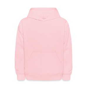 Kid's Pull-Over Hooded Sweater, LAT - Kids' Hoodie