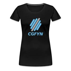 CGFYN Women's Shirt - Women's Premium T-Shirt