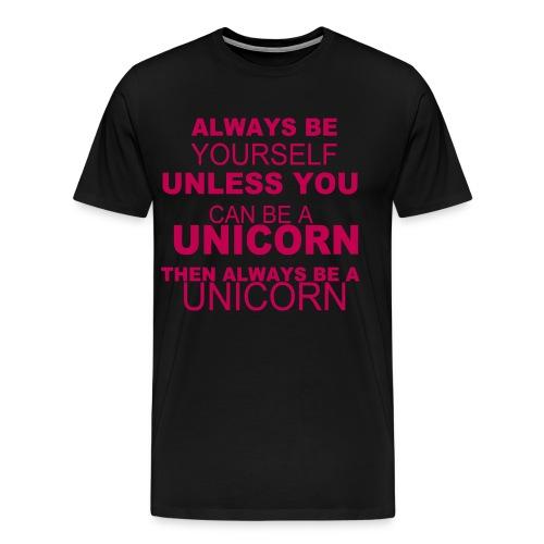 unicorn shirt  - Men's Premium T-Shirt