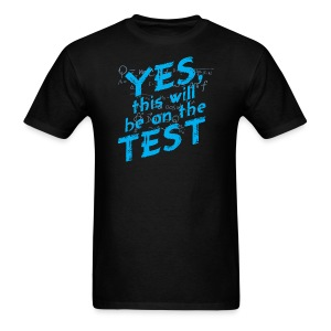 On The Test - Men's T-Shirt