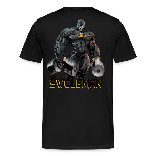 H&C Nation (Swoleman) Gym Shirt - Men's Premium T-Shirt