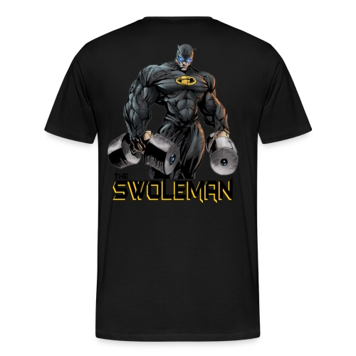 H&C Nation (Swoleman) Gym Shirt - Men's Premium T-Shirt