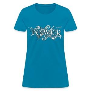 Women Power Symbol - Women's T-Shirt