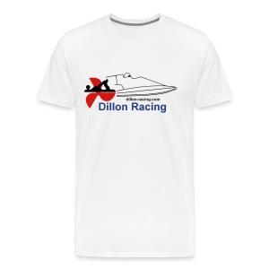 Dillon Racing Tee - Men's Premium T-Shirt